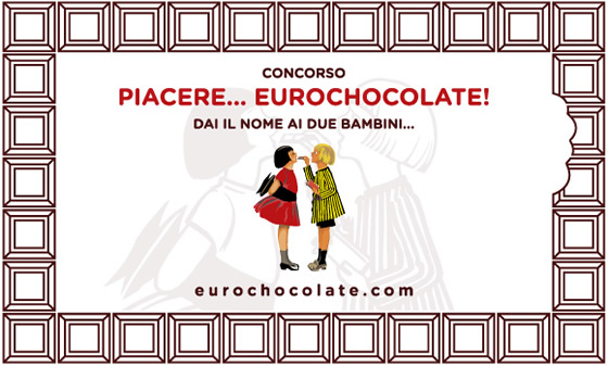 Piacere... Eurochocolate!